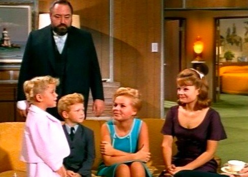 Classic TV Moms Mr French in Family Affair