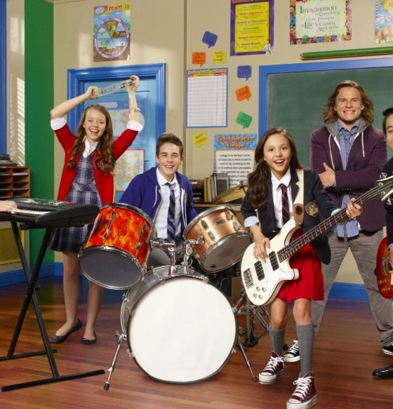 School of Rock Nickelodeon 2016