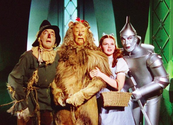 Top 10 Fantasy Movies The Wizard of Oz