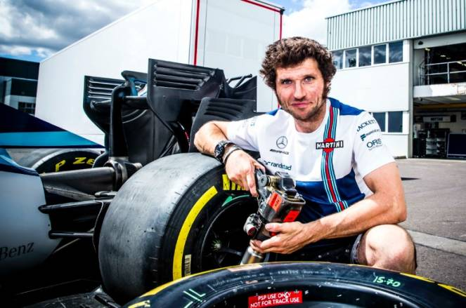 Speed With Guy Martin: F1 Challenge