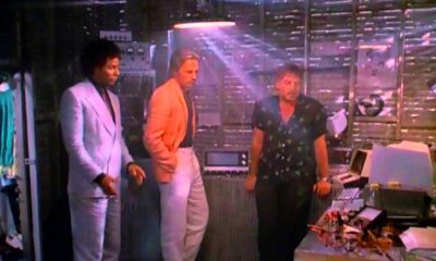 Miami Vice - Out Where the Buses Don't Run