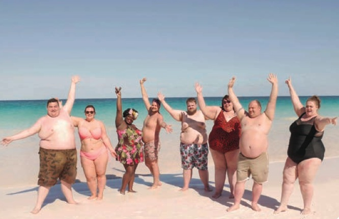 The 18-30 Stone Holiday