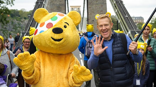 The Countryfile Ramble for BBC Children in Need