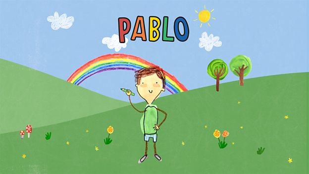 Pablo CBeebies 2017