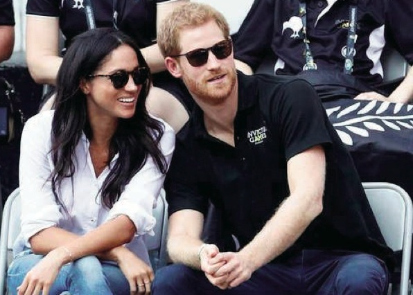 Prince Harry and Meghan - Truly, Madly, Deeply