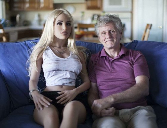The Sex Robots Are Coming