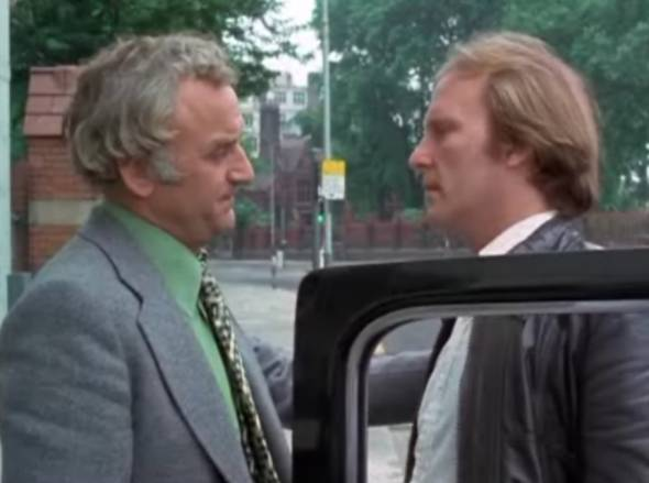 The Sweeney Jack and Knave