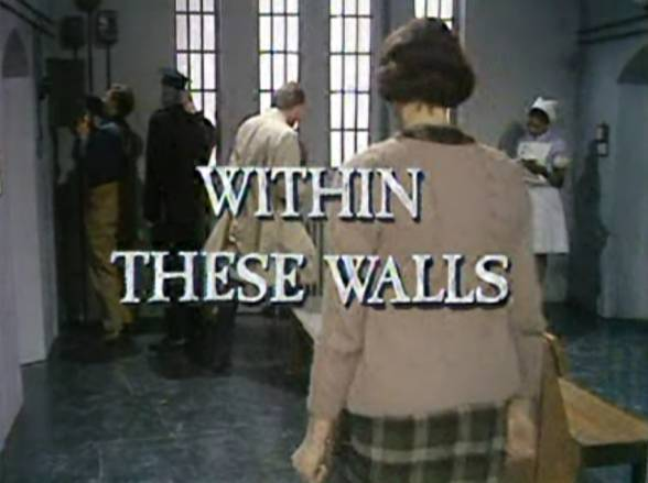 Within These Walls Title
