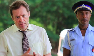 Death In Paradise Ardal and Danny John