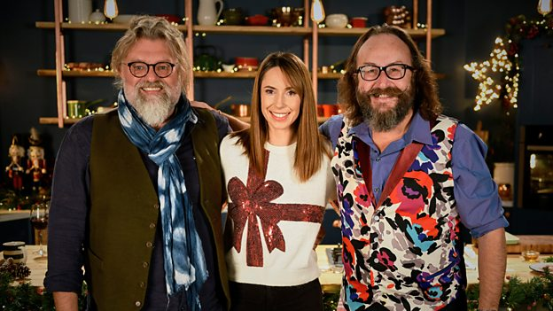 Hairy Bikers Home For Christmas