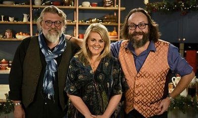 Hairy Bikers Sally Lindsay