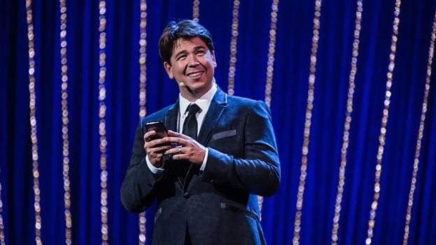 Michael McIntyre Big Show 16 Dec