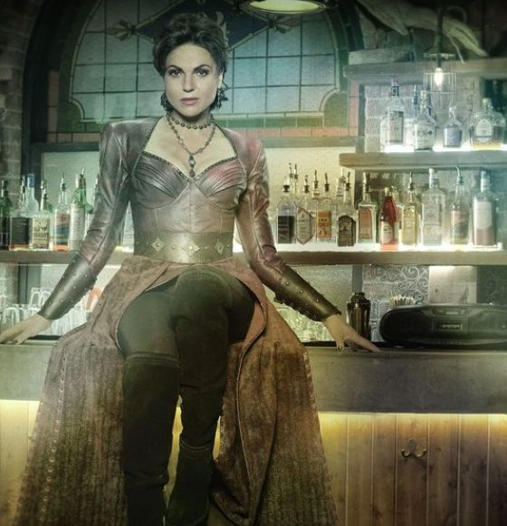 Once Upon A Time Lana Parrilla