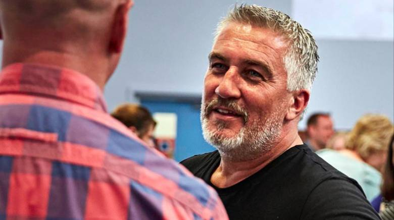 Paul Hollywood Baker's Life