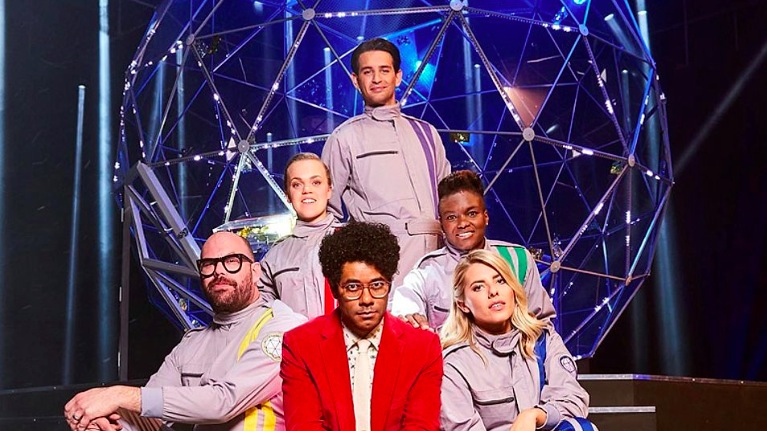 The Crystal Maze Celebrity Christmas Special