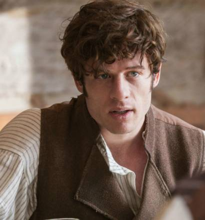 War and Peace: James Norton - Don't call me Darcy
