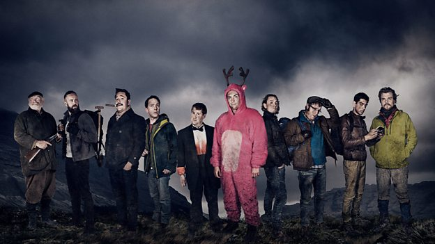 Stag - new Comedy crime thriller premieres soon on BBC-2