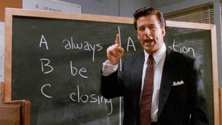 10 Classic Movies Glengarry Glen Ross