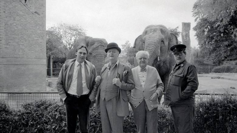 Old Men At The Zoo