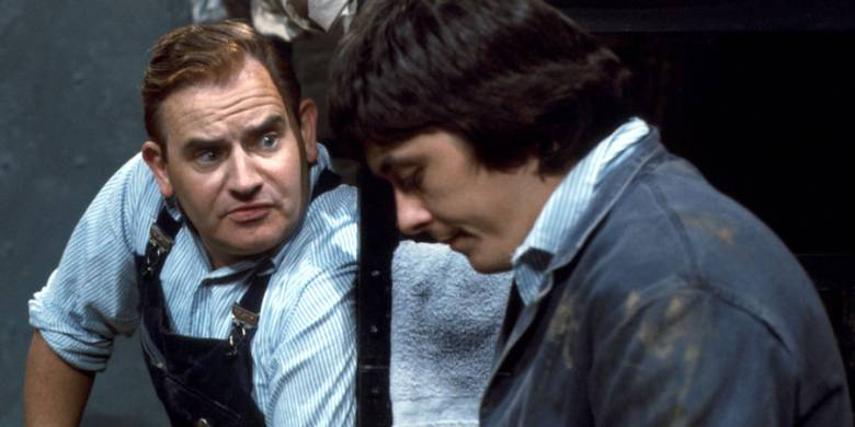 Porridge (BBC-1 1974-1977, Ronnie Barker, Richard Beckinsale)
