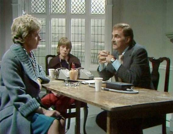 Who Killed Lamb? (ITV 1974, Stanley Baker, Denis Lill)
