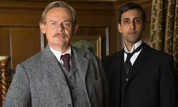 Arthur And George (ITV 2015, Martin Clunes, Arsher Ali)