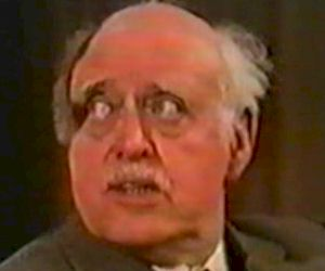 Alastair Sim The General's Day