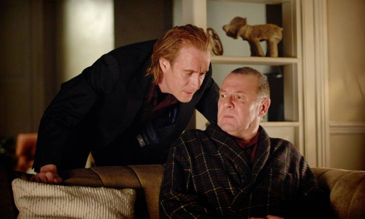 A Number Rhys Ifans Tom Wilkinson