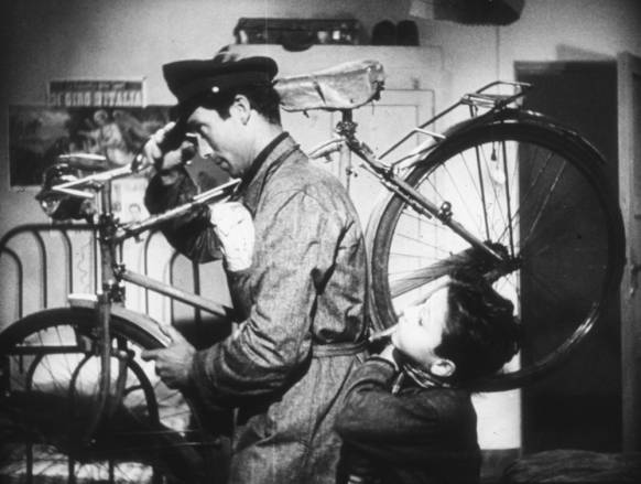 Italian Cinema Bicycle Thieves