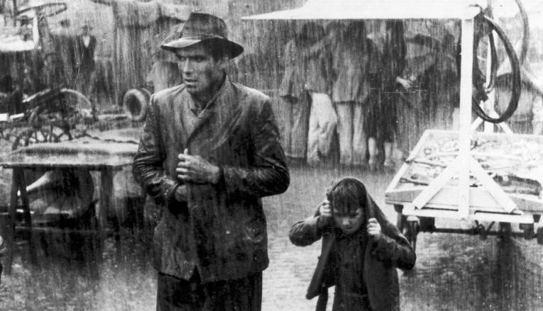 Italian Cinema - Bicycle Thieves