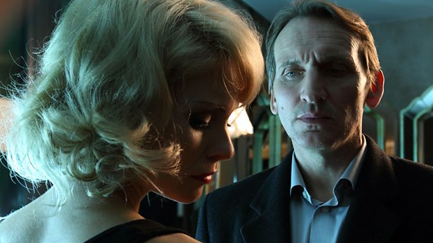Christopher Eccleston in Blackout