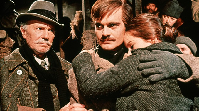 David Lean Doctor Zhivago