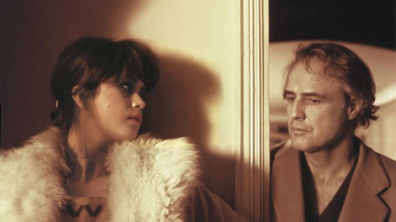 Italian Cinema - Last Tango In Paris.