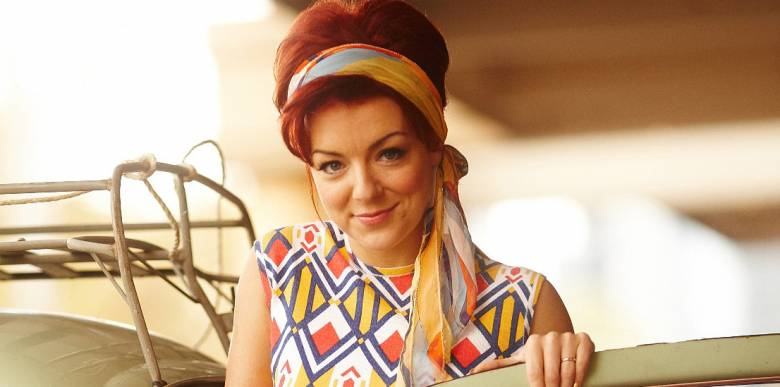 Mrs Biggs Sheridan Smith