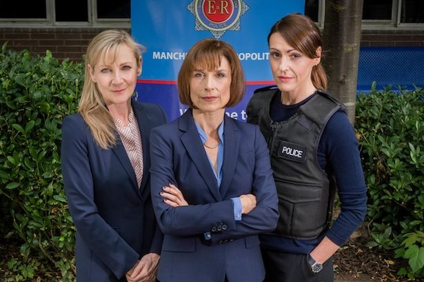 Scott And Bailey (ITV 2011-2016, Suranne Jones, Lesley Sharp)