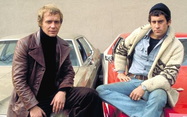 Starsky and Hutch (ABC 1975-1979, Paul Michael Glaser, David Soul)