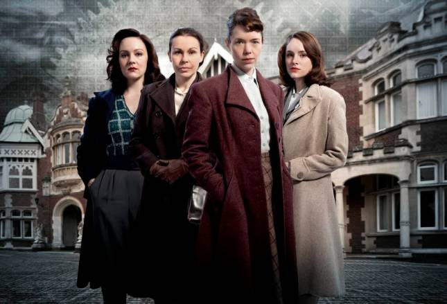 The Bletchley Circle Cast