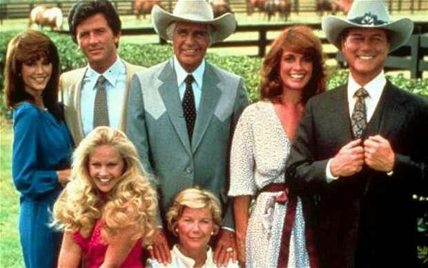Dallas (CBS 1978-1991, Larry Hagman, Patrick Duffy)