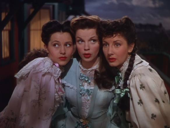 Judy Garland The Harvey Girls