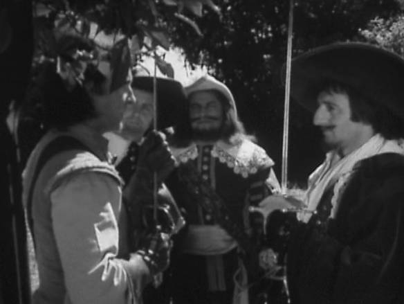 Three Musketeers 1966 BBC version