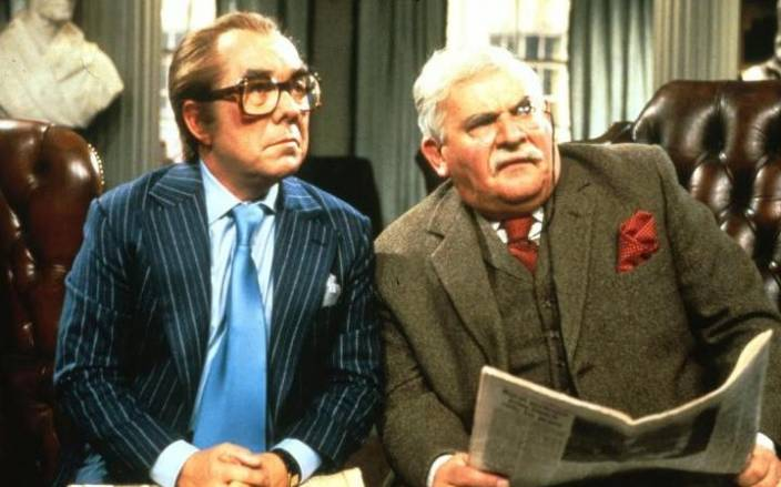 The Two Ronnies - Corbett and Barker