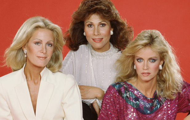 Knots Landing (CBS 1979-1993, Donna Mills, Ted Shackleford)