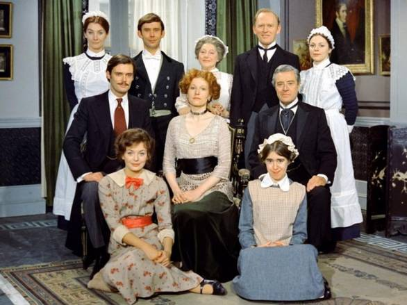 Upstairs Downstairs - one of the many classic shows that will be seen on BritBox.