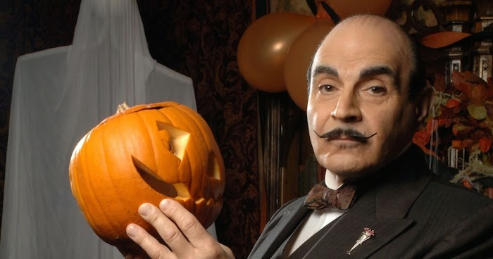 Agatha Christie's Poirot Hallowe'en Party