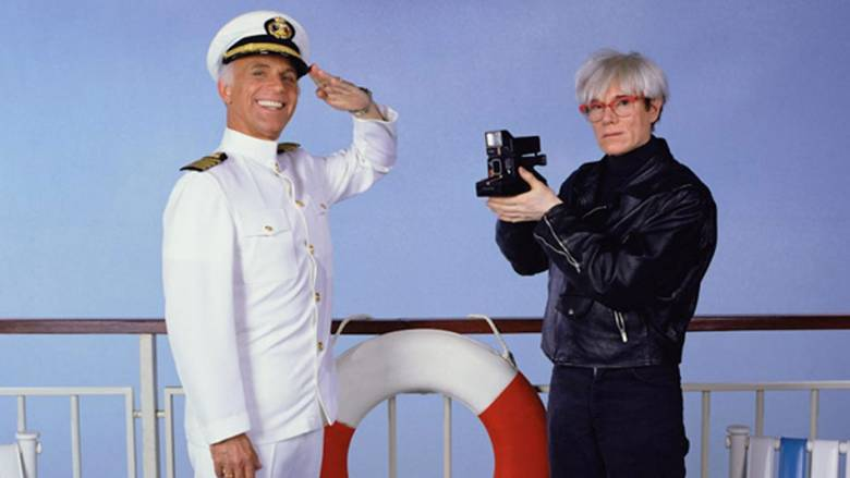 Classic Episodes The Love Boat Andy Warhol