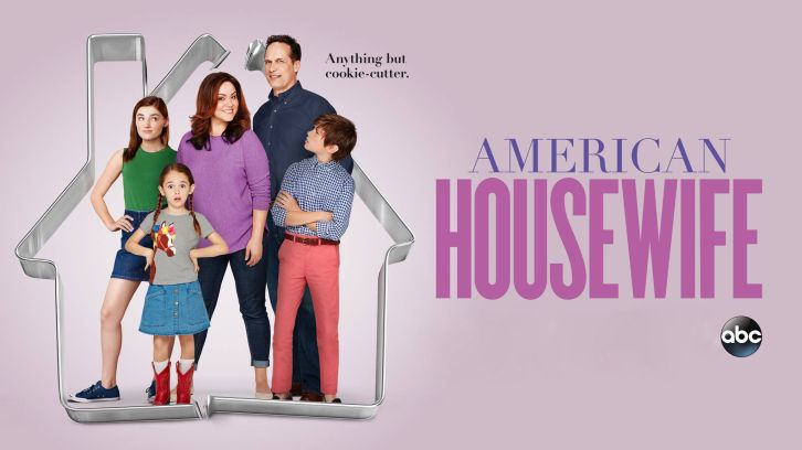 American Housewife Title Card