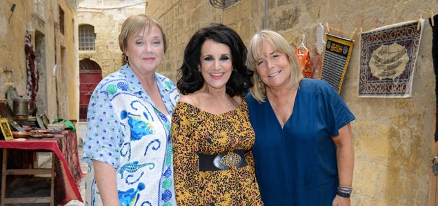 Birds of a Feather: There's A Girl in my Souk Festive special airs Christmas Eve on ITV