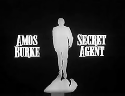 Title card for the new version of the series, cashing in on the then vogue for all things espionage.