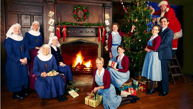 Call The Midwife 2016 Christmas Special