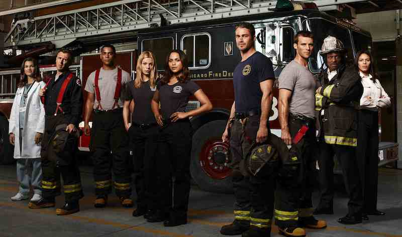 Chicago Fire (NBC 2012, Jesse Spencer, Taylor Kinney)